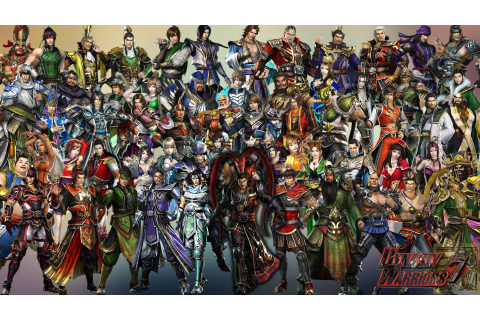 Dynasty Warriors 7 Wallpaper (73+ images)