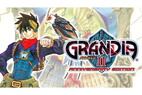 Grandia II Anniversary Edition Gameplay [60FPS] - YouTube
