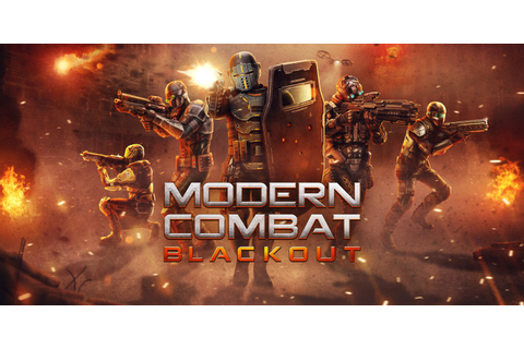 Modern Combat Blackout | Nintendo Switch Download-Software ...