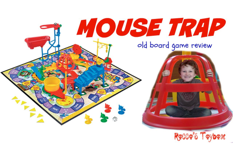 Mouse Trap Classic Board Game | How to Play - YouTube