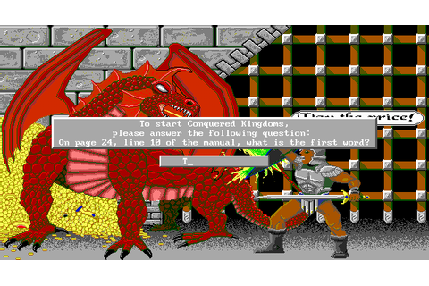 Download Conquered Kingdoms - My Abandonware