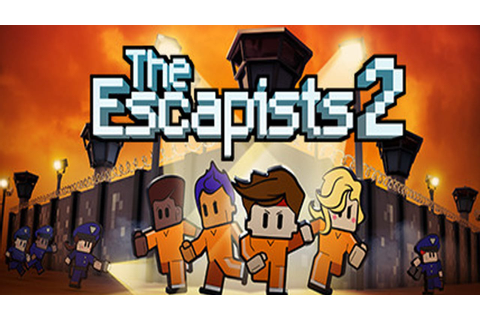 The Escapists 2 - FREE DOWNLOAD | CRACKED-GAMES.ORG