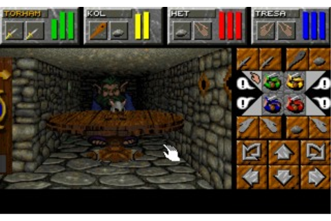 Dungeon Master II: Skullkeep (DOS, Amiga) Game Download