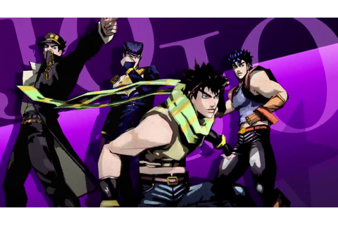 Jojos Bizarre Adventure:Diamond Records Reversal Trailer ...