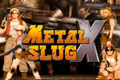 Metal Slug x Game [ Free Download ] Full Version, For Pc ...
