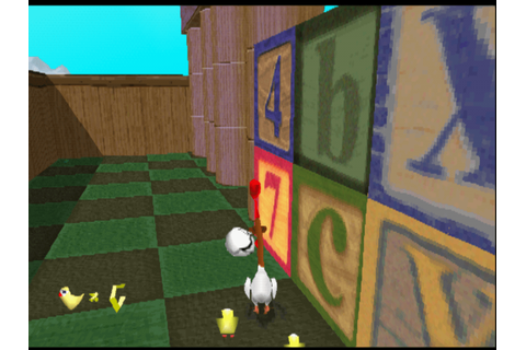 Mort the Chicken (Europe) PSX ISO - CDRomance