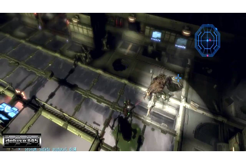 Alien Breed Impact Gameplay (PC HD) - YouTube
