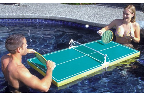 Best Floating Table Tennis Table - Table Tennis Spot