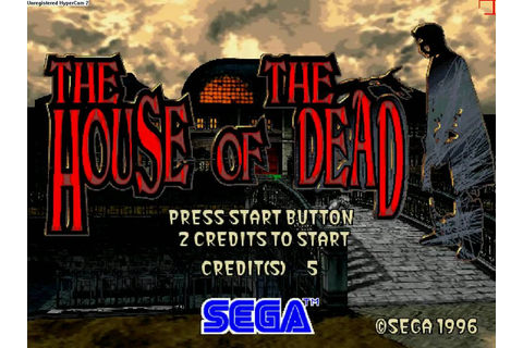 The House of The Dead Arcade- Chapter 1 Tragedy - YouTube