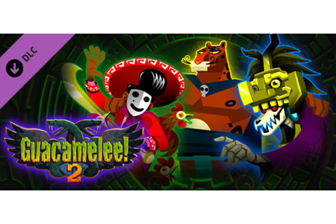 Guacamelee! 2 - Three Enemigos Character Pack on Steam
