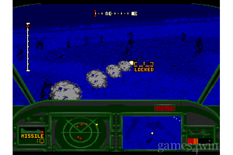 AH-3 Thunderstrike Download on Games4Win