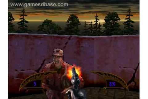 Captain Quazar 3do | In game image of Killing Time on the ...