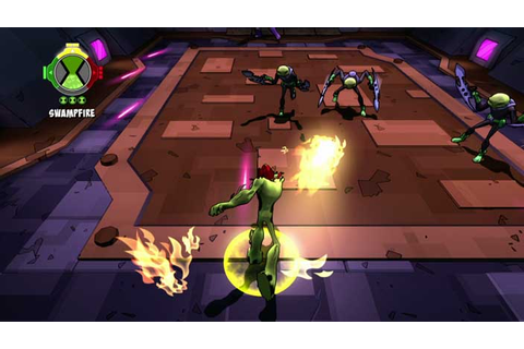 Ben 10 Omniverse 2 3DS CIA Download