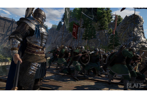 Conqueror's Blade plans early access, promotes founder ...
