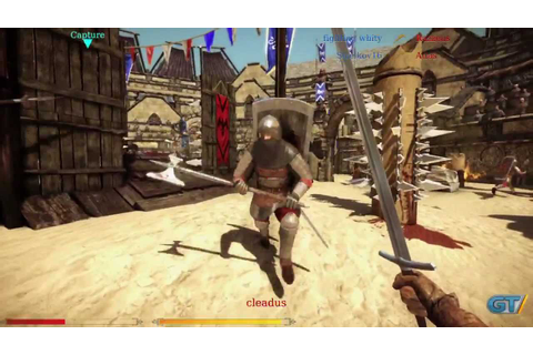 Chivalry: Medieval Warfare - Review - YouTube