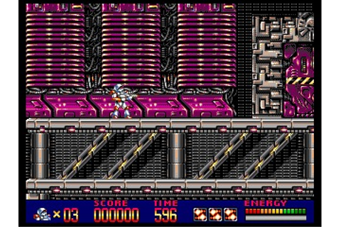 Turrican 3 Game Download