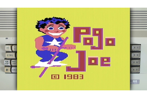 Pogo Joe on the Commodore 64 - YouTube