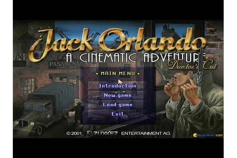 Jack Orlando: A Cinematic Adventure gameplay (PC Game ...