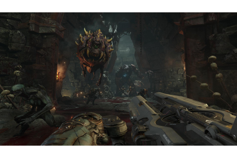 Hands-on with the new Doom: The detail of Doom 3, the ...