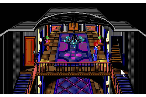 Laura Bow: The Colonel's Bequest adventure for DOS (1989 ...