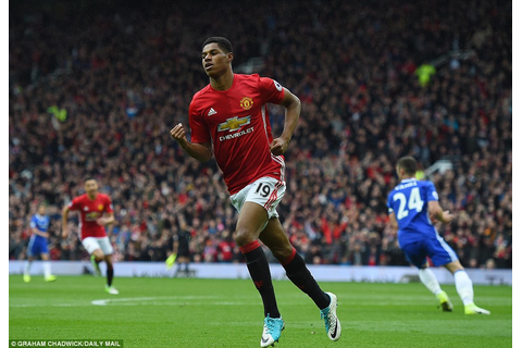 Manchester United 2-0 Chelsea: Premier League match report ...