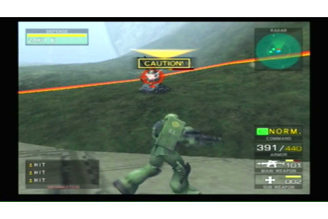 Mobile Suit Gundam: Federation vs Zeon 15 Minutes Game ...