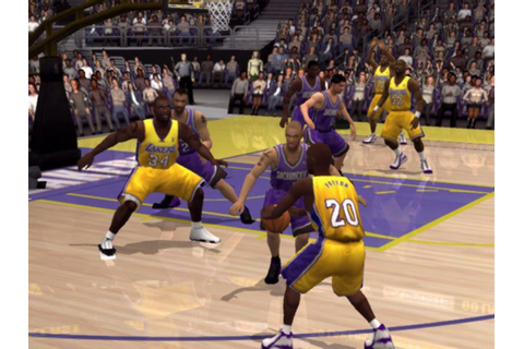 NBA Live 2004 - Full Version Game Download - PcGameFreeTop