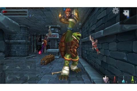 Dungeon Hero RPG para Mac Download