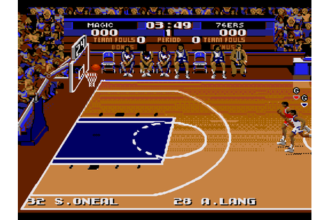 Tecmo Super NBA Basketball Download Game | GameFabrique