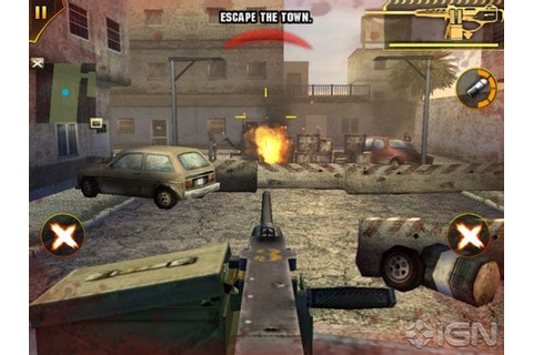 DeviL's Android Zone: Modern Combat: Sandstorm HD (For ...