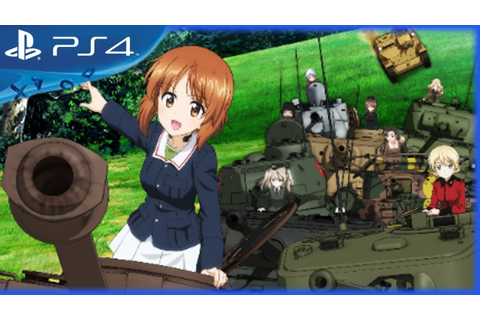 Girls und Panzer: Dream Tank Match (2018) - Official ...