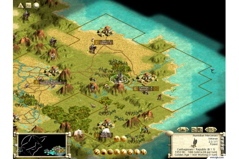 Download Free Sid Meiers Civilization III Games - PC Game