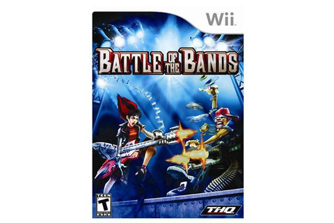 Battle of the Bands Wii Game - Newegg.com