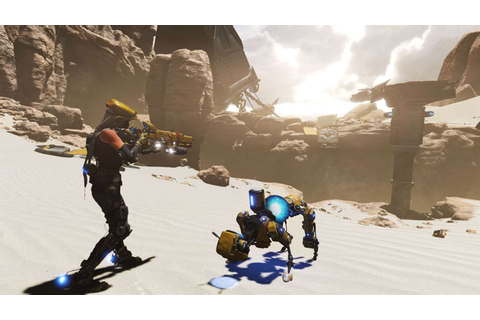 New Games: RECORE (Xbox One, PC) | The Entertainment Factor