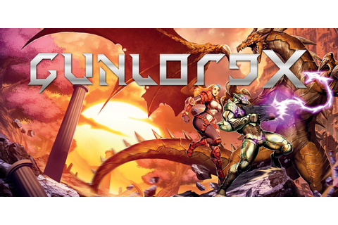 Gunlord X | Nintendo Switch download software | Games ...