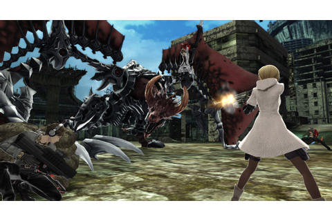 Freedom Wars Archives - GameRevolution