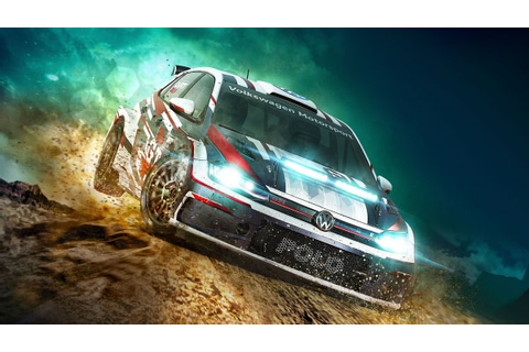 DiRT Rally 2.0 announced for PS4, Xbox One, and PC - Gematsu
