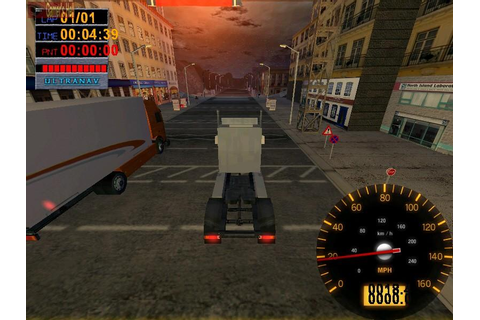 Big Rig Over The Road Racing Game - Free Download Full ...