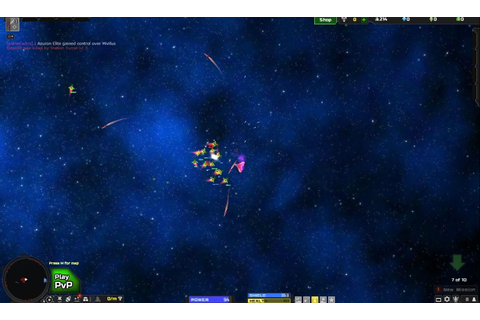 Astroflux Review - MMO Square