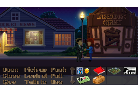 New Games: THIMBLEWEED PARK (PC, Xbox One) | The ...