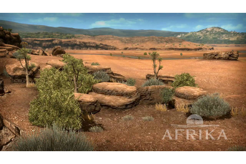 Afrika New ps3 game video - YouTube