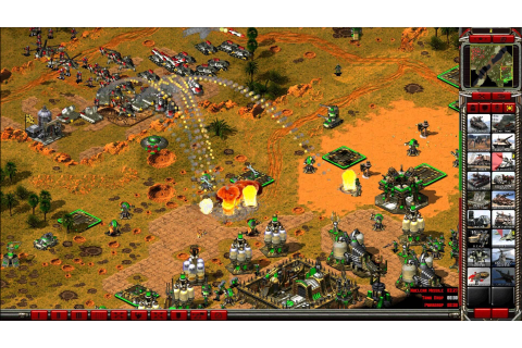 The Top Six Command & Conquer Games - GamerBolt