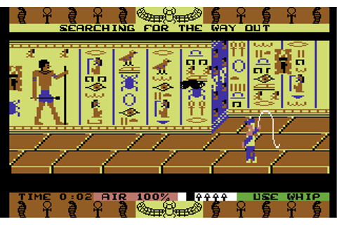 Download Entombed (Commodore 64) - My Abandonware