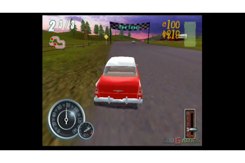 Chrysler Classic Racing - Gameplay Wii (Original Wii ...