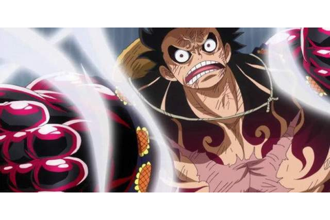 'One Piece' Theory Predicts A Fifth Gear Fourth Form