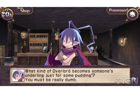 Disgaea Infinite | The Role-Playing Jew