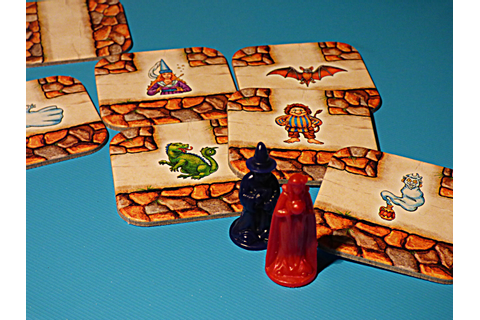 Chez Maximka: Ravensburger Labyrinth game