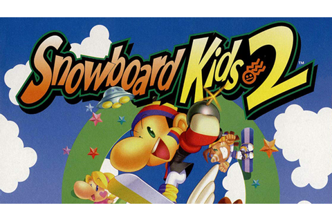 20 Years Later, Snowboard Kids 2 Remains a Hidden Gem