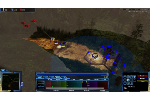 Time-travelling RTS Achron gets gameplay clip, in beta ...