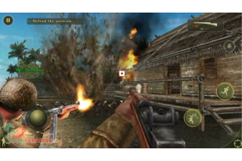 Brothers in Arms 2 Global Front HD APK + DATA Download For ...